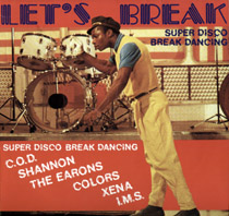 LET'S BREAK - Super Disco Break Dancing