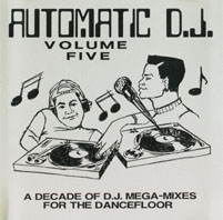 Automatic D.J. Volume Five