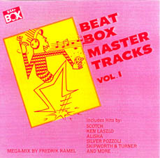 Beat Box Master Tracks Vol.1