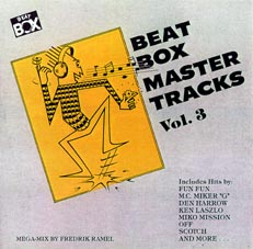 Beat Box Master Tracks Vol.3