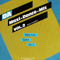 Da Maxi Dance Mix Vol.2