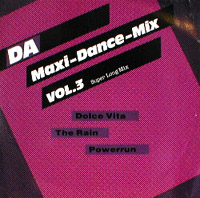 Da Maxi Dance Mix Vol.3