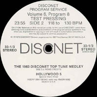 DISCONET - 1983 Top Tune Medley