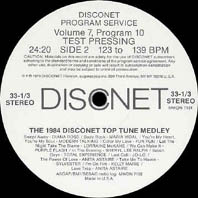 DISCONET - 1984 Top Tune Medley