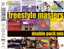 Freestyle Masters - Double Pack Mix