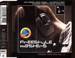 Freestyle Masters - Double Pack Mix 2