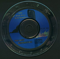 Uncle Ben's, Grandmix 1995, CD Cover