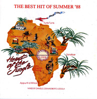 HEART OF THE JUNGLE - The Best Of Summer a '88