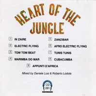 HEART OF THE JUNGLE - The Best Of Summer b '88