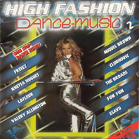 High Fashion Dance Music Vol.2