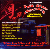 Hit The Decks Vol.1 - The Battle Of The DJ's