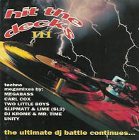 Hit The Decks Vol.3 - The Ultimate DJ Battle Continues…