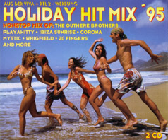 Holiday Hit Mix '95