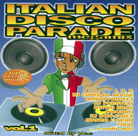 Italian Disco Parade Vol.1 Megamix