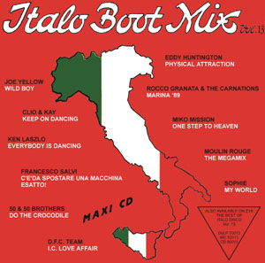 Italo Boot Mix Vol.13