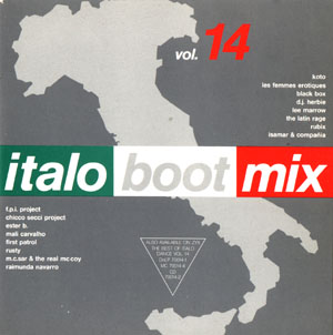 Italo Boot Mix Vol.14