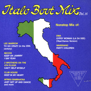 Italo Boot Mix Vol.16