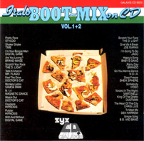 Italo Boot Mix On CD Vol.1+2