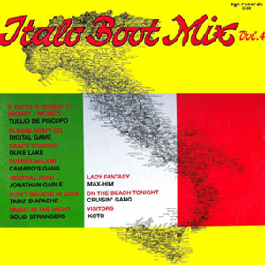 Italo Boot Mix Vol.4