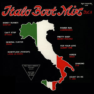 Italo Boot Mix Vol.8