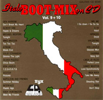 Italo Boot Mix On CD Vol.9+10