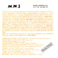 Max Mix 3 - Formula Version
