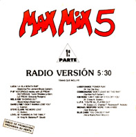 Max Mix 5 Part 1 - Radio Version