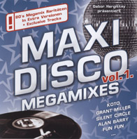 Maxi Disco Megamixes Vol.1