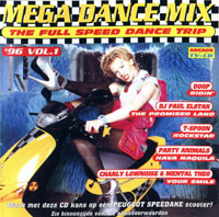 Mega Dance Mix '96 Vol.1