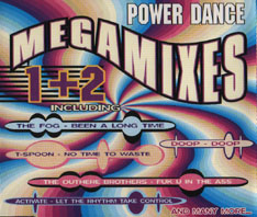 Power Dance Megamixes 1+2