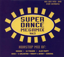 Super Dance Megamix Vol.3