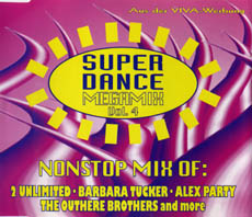 Super Dance Megamix Vol.4
