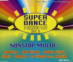 Super Dance Megamix Vol.5