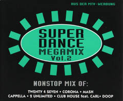 Super Dance Megamix Vol. 2