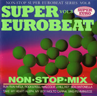 Super Eurobeat Series Vol.8