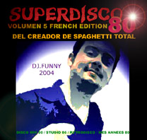 Super Disco 80 Vol.5 Part-1