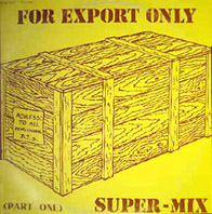 Super Mix Number One Records