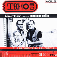 Techno Club Vol.3 (Taucher Joins, Mario De Bellis)