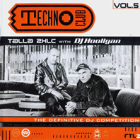 Techno Club Vol.5 (Talla 2XLC with DJ Hooligan)
