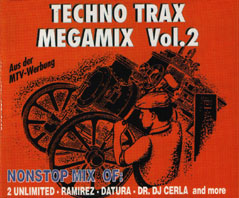 Techno Trax Megamix Vol.2