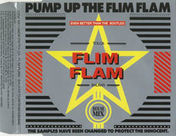 Tolga 'Flim Flam' Balkan - Pump Up The Flim Flam