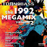 Turn Up The Bass Megamix 1992 Vol.2