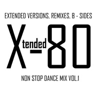 xtended 80 - Non Stop Dance Mix vol.1