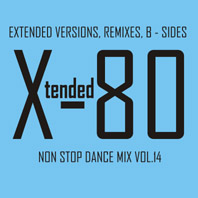 xtended 80 - Non Stop Dance Mix vol.14