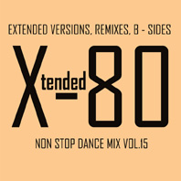 xtended 80 - Non Stop Dance Mix vol.15