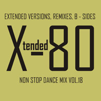 xtended 80 - Non Stop Dance Mix vol.18