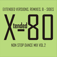 xtended 80 - Non Stop Dance Mix vol.2