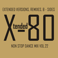 xtended 80 - Non Stop Dance Mix vol.22