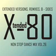 xtended 80 - Non Stop Dance Mix vol.26