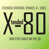 xtended 80 - Non Stop Dance Mix vol.28